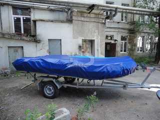 Транспортировочный тент на лодку КАЙМАН N300S