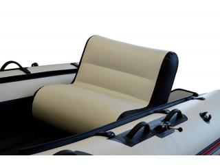 Универсальное надувное кресло для лодки ПВХ, ширина 60 см
