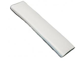 Накладка на банку, длина от 100 до 110 см., ширина от 23 до 30 см.