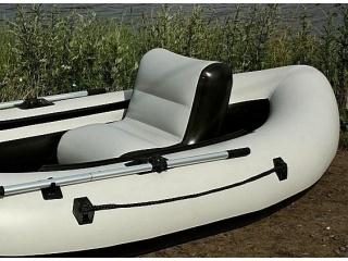 Универсальное надувное кресло для лодки ПВХ - Мини, ширина 75 см
